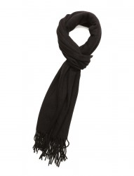 Woven Solid Scarf