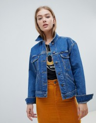 Wrangler Rocks denim jacket - Blue