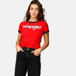 Wrangler T-Shirt - Ringer