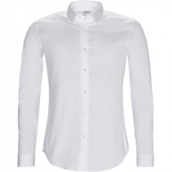 Xacus 16125 661ML NY skjorte White