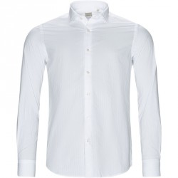 Xacus 81108 748 skjorte White