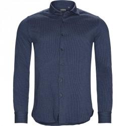 Xacus skjorte Blå