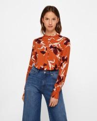 Y.A.S Irisa langærmet skjorte