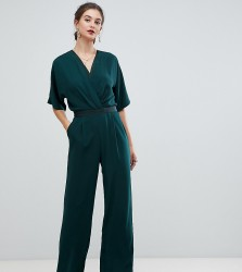 Y.A.S Tall tailored jumpsuit - Green