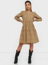 Y.A.S Yasholi Ls Knee Dress D2D Skater kjoler