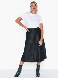 Y.A.S Yasvanessa Hw Naplon Skirt Midi nederdele