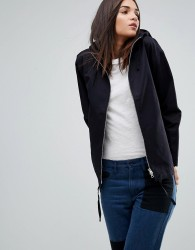YMC Cotton Hooded Jacket - Navy