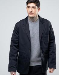 YMC Drawstring Jacket - Black