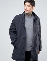 YMC Hooded Coat - Black