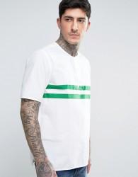 YMC Short Sleeve Surf Shirt - White