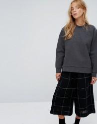 YMC Side Zip Sweatshirt - Grey
