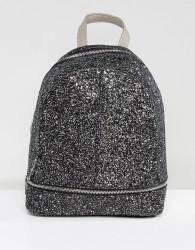Yoki Glitter Backpack - Black