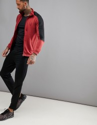 YOURTURN Active Tracksuit With Stripe In Red - Red