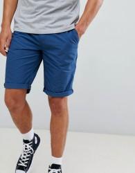 YOURTURN Shorts In Blue - Blue