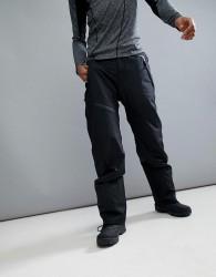 YOURTURN Ski Trousers In Black - Black