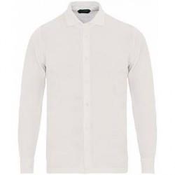 Zanone Ice Cotton Shirt White