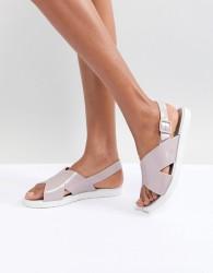 Zaxy by Melissa Match Flat Sandal - Beige