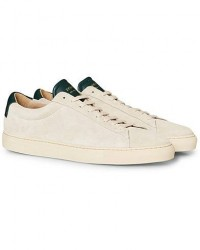 Zespà ZSP4 HGH Suede Sneakers Off White/Sapin men 41 Beige