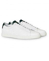 Zespà ZSP4 OG APLA Leather Sneakers White/Sapin men 40 Hvid