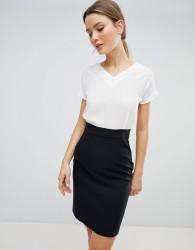 Zibi London 2-in-1 Dress - Black