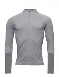 Zip Shirt Ls M