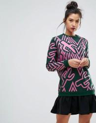 Ziztar Cactus 2 In 1 Dress - Multi