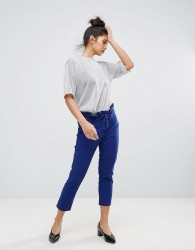 Ziztar Happy And Unhappy Trousers - Blue