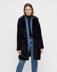 Zizzi Viola Faux Fur jakke