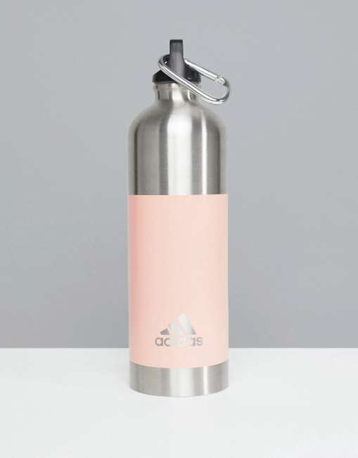 Priser på adidas Steel Water Bottle - Multi