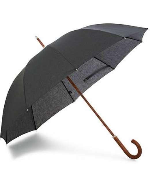 Priser på Carl Dagg Series 001 Umbrella Tender Black men One size Sort