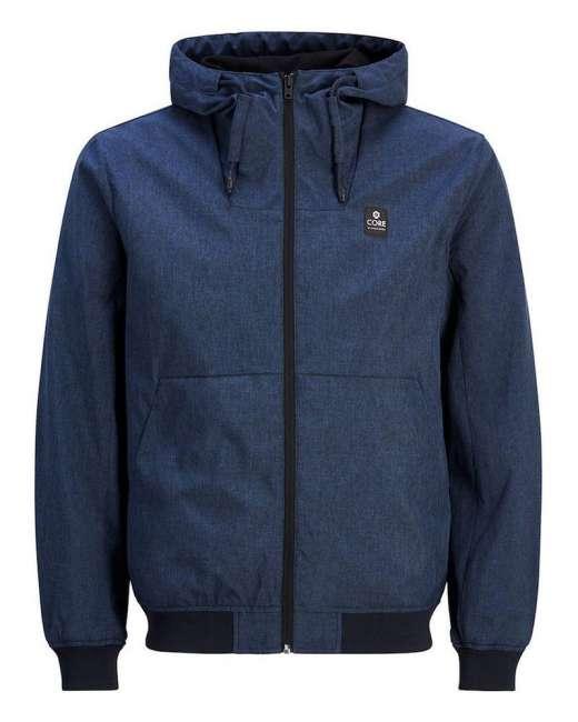Priser på Jack & Jones Jcomax Jacket 12122147 (Navy, SMALL)