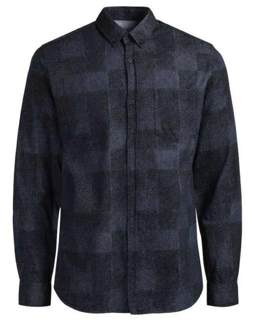 Priser på Jack & Jones Jcotool shirt one 12113811 (MØRKEBLÅ, SMALL)