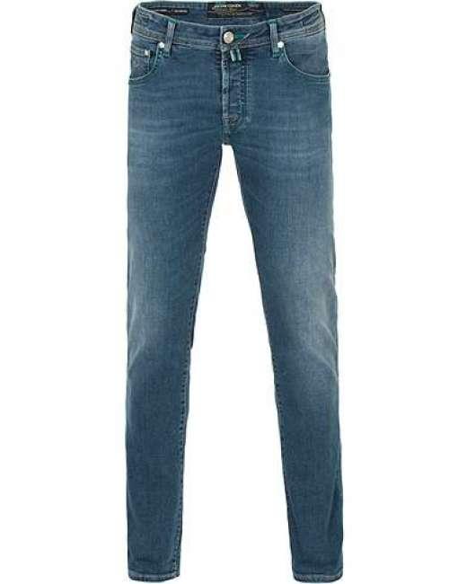 Priser på Jacob Cohën Jacob Cohen 622 Limited Luxury Edition Slim Fit Jeans Light Blue