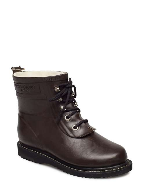 Priser på Rain Boot - Ankle, Classic With Laces