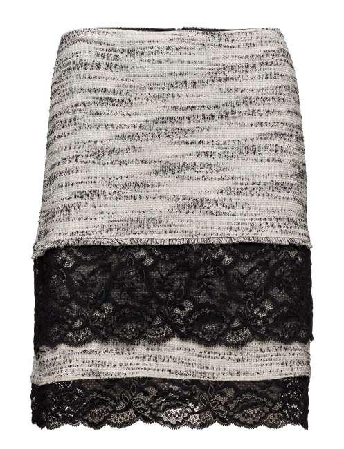 Priser på Skirt Short Woven Fa