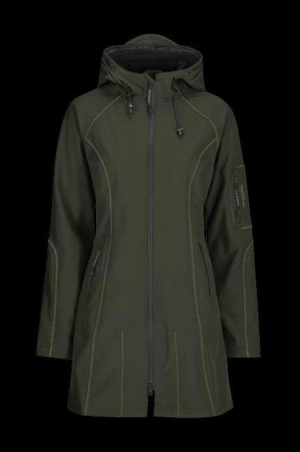 Priser på Softshell Regnfrakke Rain37
