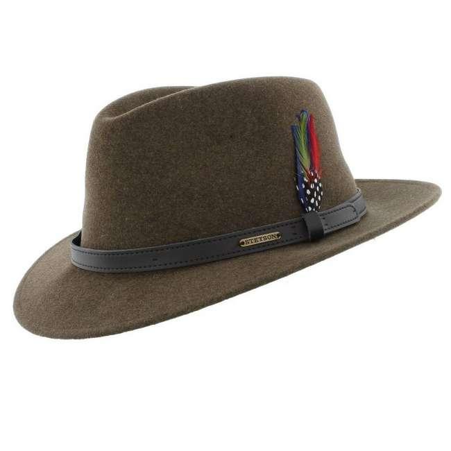 Priser på Stetson Traveller Woolfelt Hat