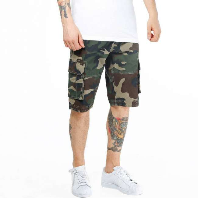 Priser på Urban Classics Shorts - Fitted Cargo