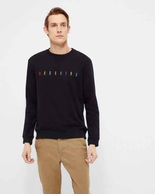 Priser på Woodbird Mufti sweatshirt